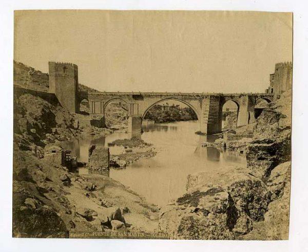LA-234108-PA_Vista del Puente de San Martín-Colección Luis Alba