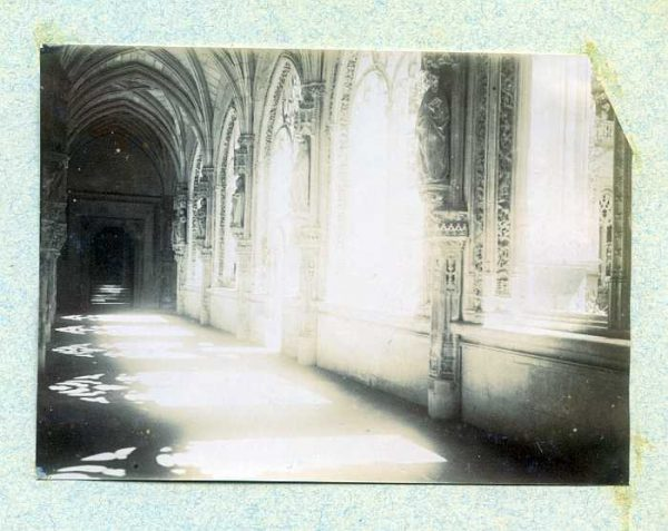 LA-236008-PA_Convento de San Juan de los Reyes-Claustro-Colección Luis Alba