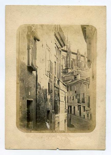 LA-334085-PA_Calle de la Ciudad-Colección Luis Alba
