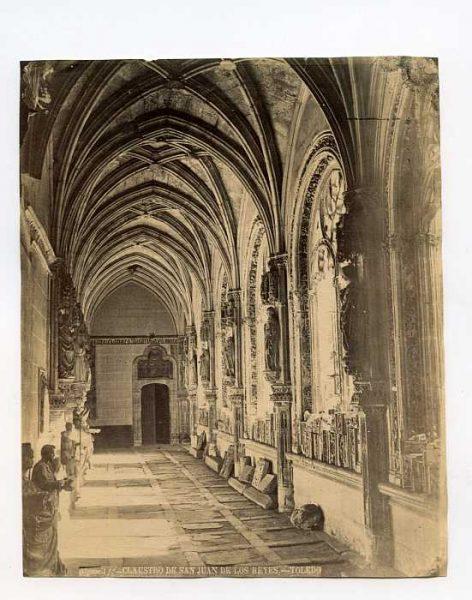 LA-534180-PA_Convento de San Juan de los Reyes-Claustro-Colección Luis Alba