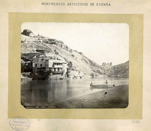 LA-732077-PA_Vista del río Tajo y de la casa del Diamantista-Colección Luis Alba