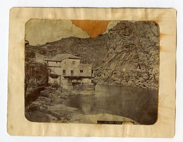 LA-834063-PA_Vista del río Tajo y de la casa del Diamantista-Colección Luis Alba