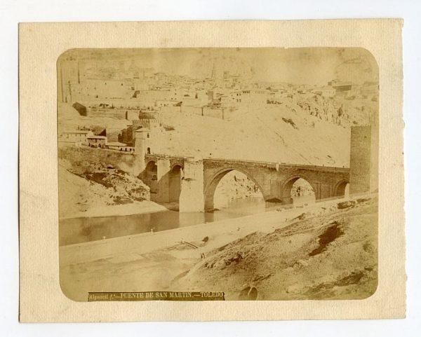 LA-934054-PA_Vista panorámica de Toledo desde el noroeste-Colección Luis Alba