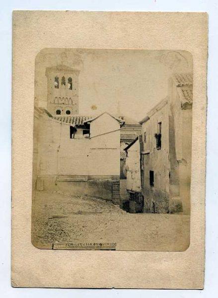 LA-934084-PA_Plaza de Valdecaleros-Colección Luis Alba