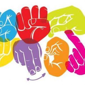Curso el proceso emocional en las familias de niños con discapacidad auditiva y comunicación en lengua de signos básica.