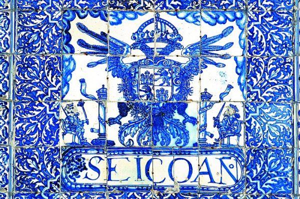 Paneles de azulejos 11