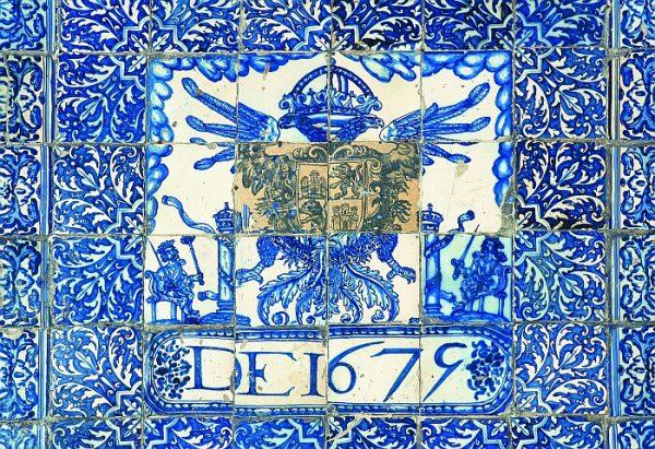 Paneles de azulejos 12