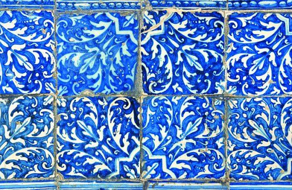 Paneles de azulejos 13