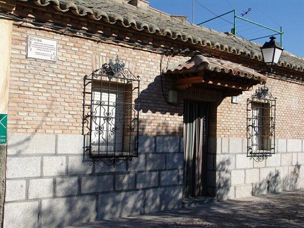 Placa en la Plaza del Andaque 2