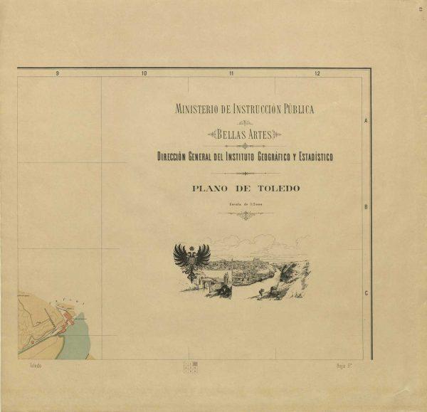 Plano Toledo 1909 1_3