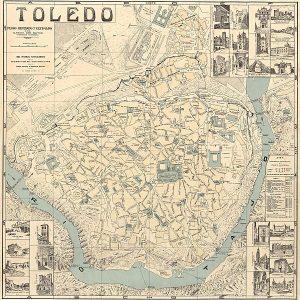 Planos de la ciudad
