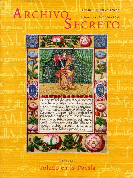 Revista Archivo Secreto nº 3
