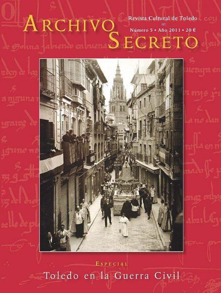 Revista Archivo Secreto nº 5
