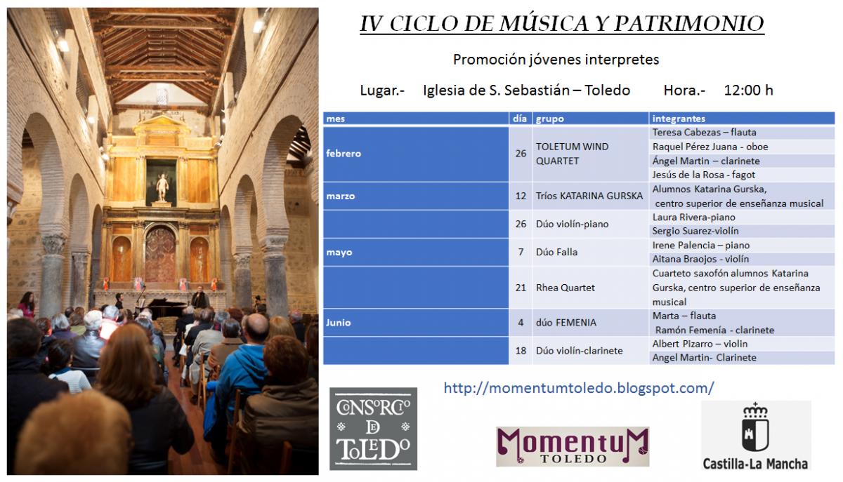 IV Ciclo de Música y Patrimonio