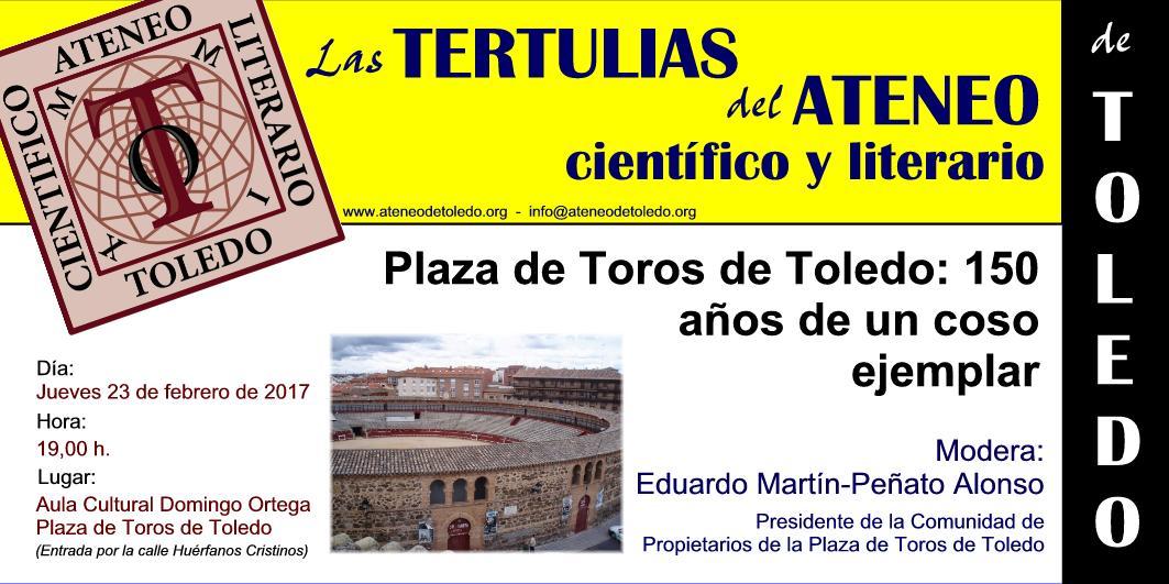 https://www.toledo.es/wp-content/uploads/2017/02/tertulia-plaza-de-toros-de-toledo-6.jpg. Tertulia Plaza de Toros