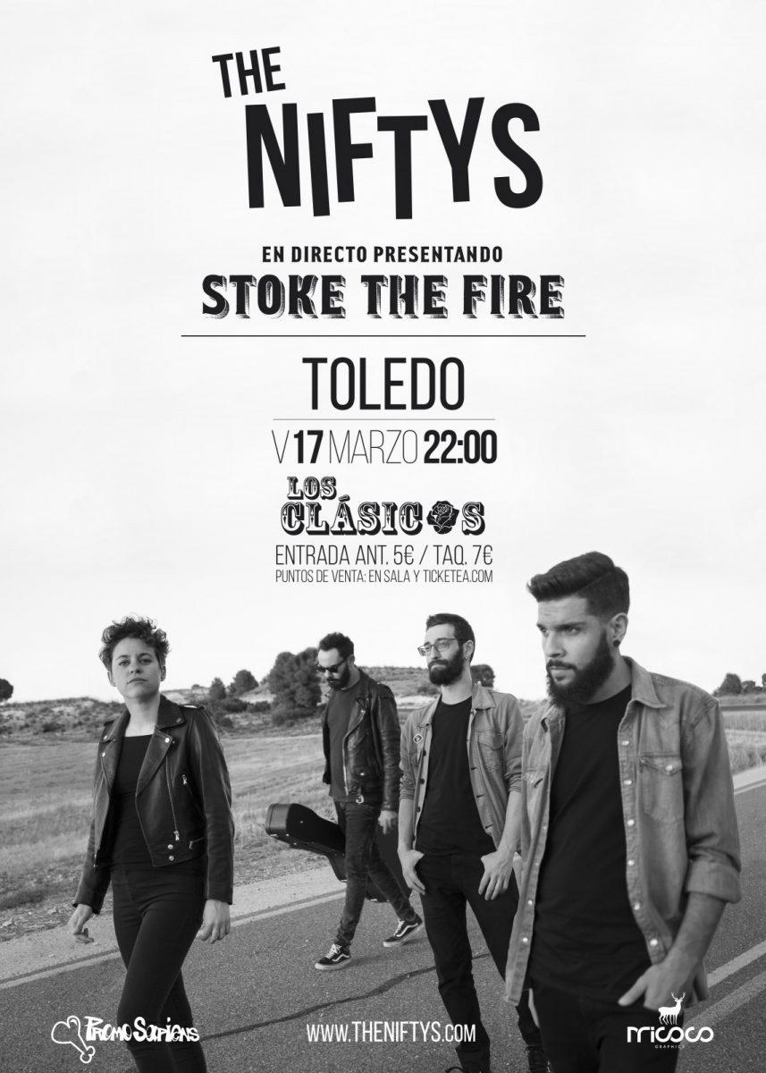 The Niftys + Artista Invitado