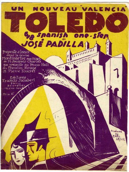 Toledo - Pasodoble de José Padilla_1