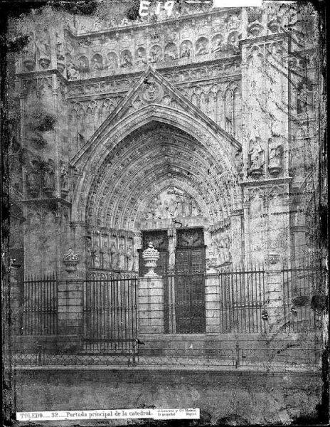 01-LAURENT - 0032 - Portada principal de la Catedral_1