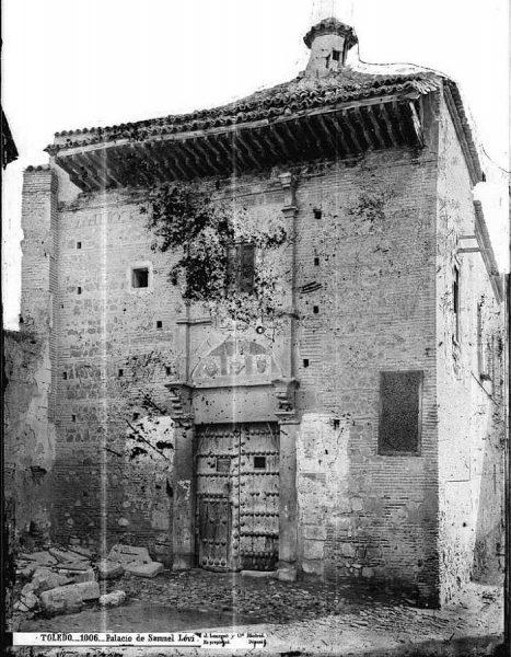 01-LAURENT - 1006 - Palacio de Samuel Lévi