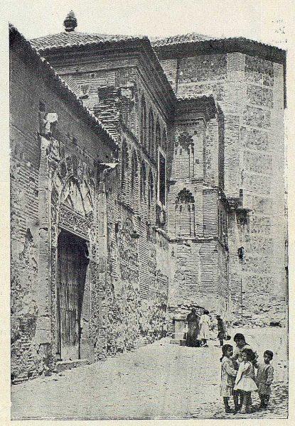 01-TRA-1930-285-286 - Convento de Santa Isabel de los Reyes