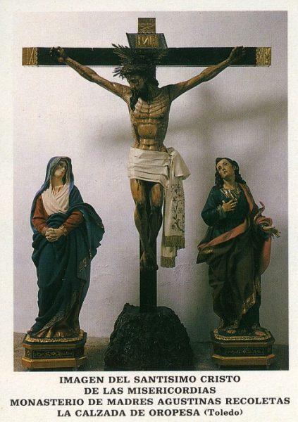 01_Calzada de Oropesa-Cristo de las Misericordias del Monasterio de las Madres Agustinas Recoletas
