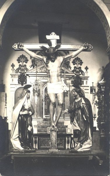 01_Toledo-Calvario de la Iglesia de Santa Justa