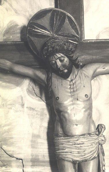 01_Toledo-Cristo del Convento de San Juan de la Penitencia