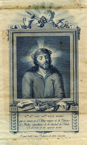 01_Toledo-Ecce Homo del Convento de las Capuchinas