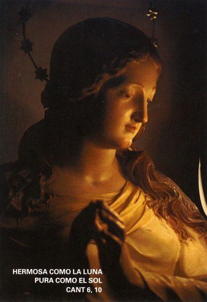 01_Toledo-Inmaculada del la Capilla del Seminario Mayor de Santa Leocadia