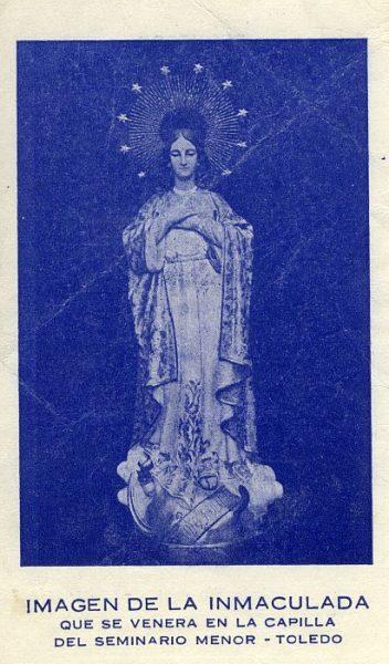 01_Toledo-Inmaculada del Seminario Menor de Santo Tomás
