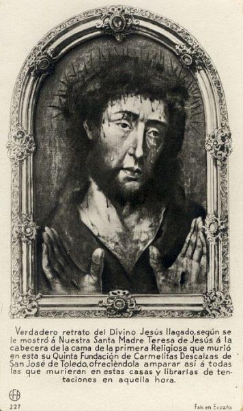 01_Toledo-Jesús Llagado del Convento de las Carmelitas Descalzas