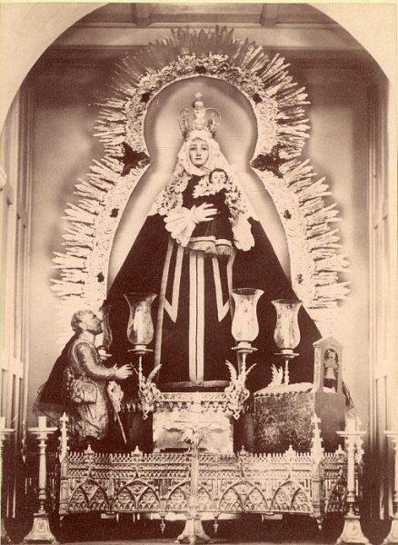 01_Toledo-Nuestra Señora de la Cabeza de la Iglesia de San Martín
