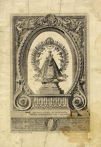 01_Toledo-Nuestra Señora de la Esperanza de la Iglesia de San Cipriano