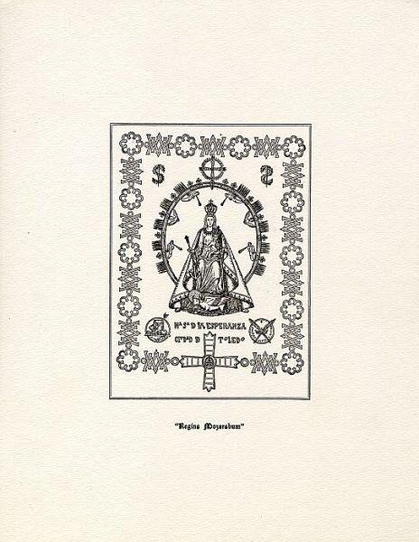 01_Toledo-Nuestra Señora de la Esperanza de las Iglesias de San Marcos y Santa Justa