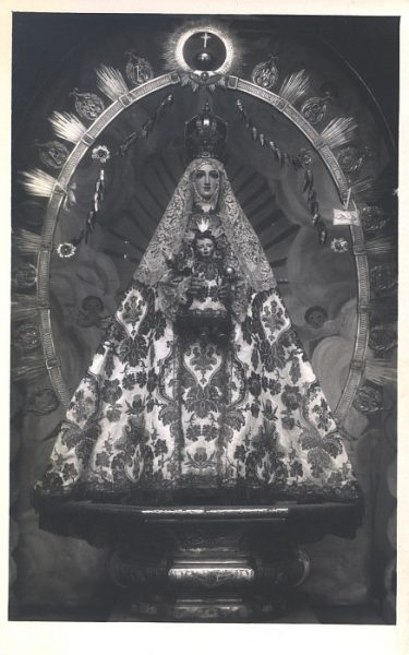 01_Toledo-Nuestra Señora de la Paz de la Iglesia de San Andrés
