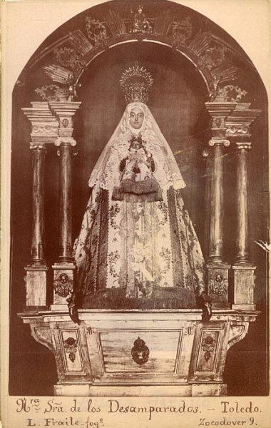 01_Toledo-Nuestra Señora de los Desamparados de la Iglesia de Santiago