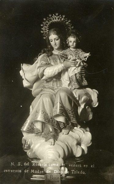 01_Toledo-Nuestra Señora del Rosario del Convento de Madre de Dios