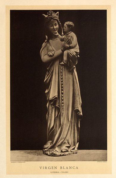 01_Toledo-Virgen Blanca de la Catedral