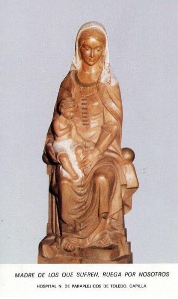 01_Toledo-Virgen de la capilla del Hospital Nacional de Parapléjicos