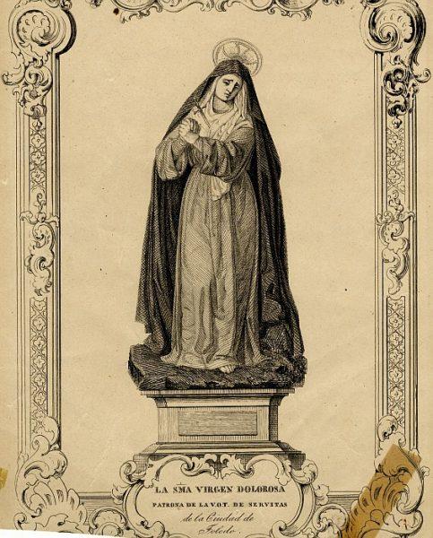 01_Toledo-Virgen Dolorosa de la Iglesia de los Jesuitas