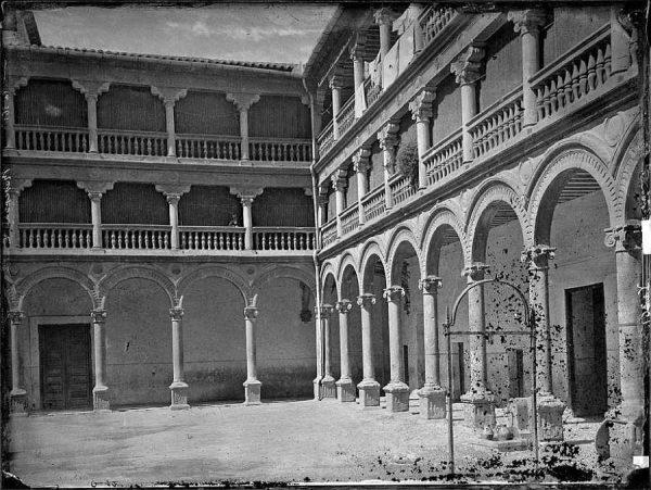 02-LAURENT - 0012 - Pozo árabe del convento de San Pedro mártir_2