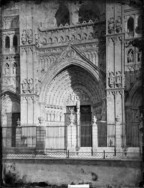 02-LAURENT - 0032 - Portada principal de la Catedral_2