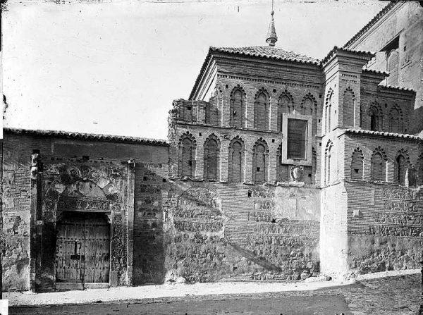 02-LAURENT - 0595 - Palacio de Don Pedro el Cruel, hoy convento de Santa Isabel_2