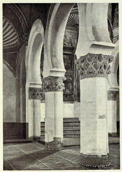 02-TRA-1928-253 - Sinagoga de Santa María la Blanca-02