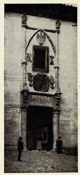 02-TRA-1928-256 - Posada de la Hermandad