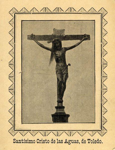 02_Toledo-Cristo de las Aguas de la Iglesia de Santa María Magdalena