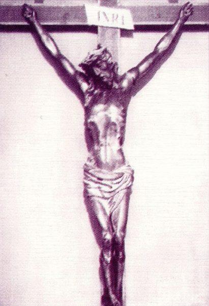 02_Toledo-Cristo del Convento de los Carmelitas Descalzos
