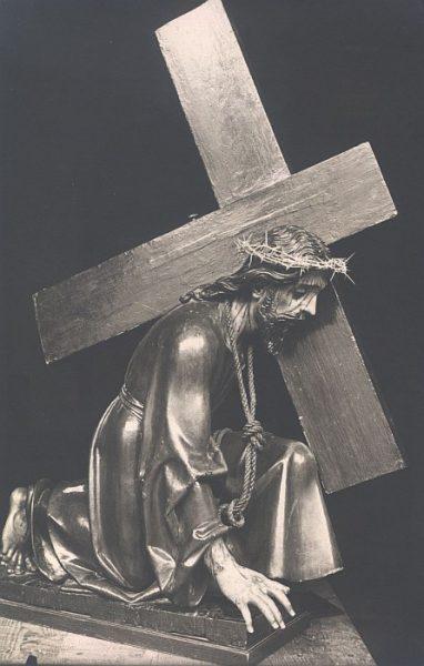 02_Toledo-Cristo Redentor del Convento de Santo Domingo el Real