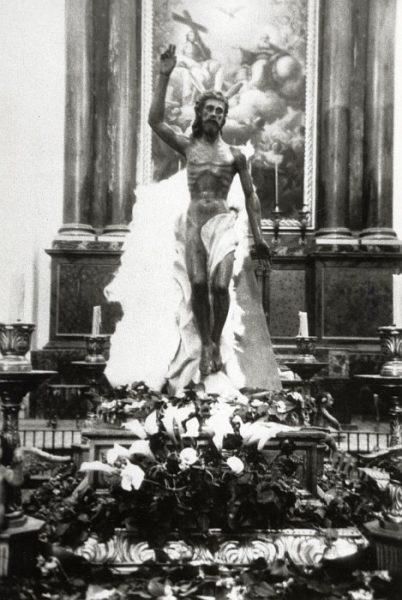 02_Toledo-Cristo Resucitado de la Iglesia de San Marcos