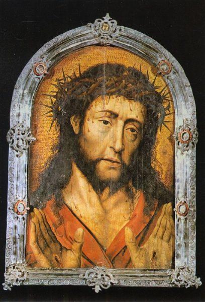 02_Toledo-Jesús Llagado del Convento de las Carmelitas Descalzas